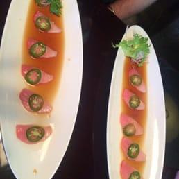 Sakana Japanese Restaurant - Nanuet, NY, United States. Yellow tail jalapinio