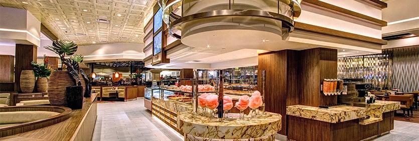 Toucan Charlie's Buffet