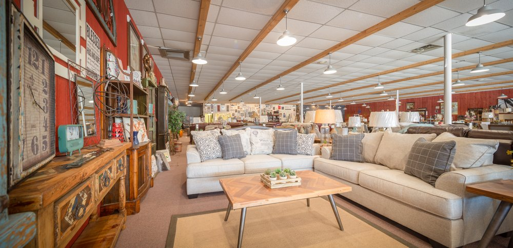 Stone's Furniture: 700 S Gaston, Crane, TX