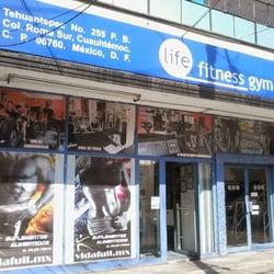 Life Fitness - CLOSED - Gyms - Tehuantepec 255, Roma Sur, Ciudad de ...