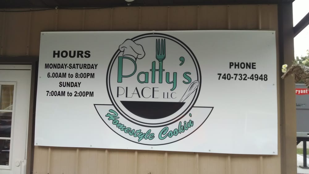 Patty's Place: 46855 Marietta Rd, Caldwell, OH
