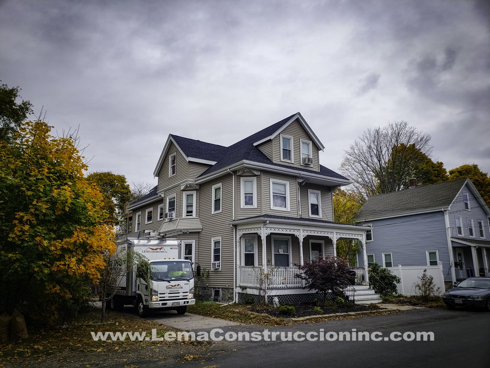 Lema Construction: 299 Ettrick St, Brockton, MA