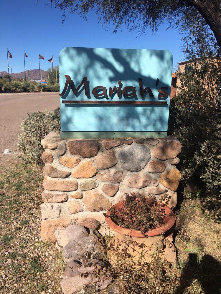 Mariah's: 8 Tubac Rd, Tubac, AZ