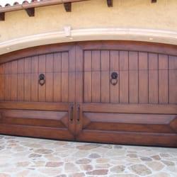Photo Of All Star Garage Door   Sanger, CA, United States. Custom Wood
