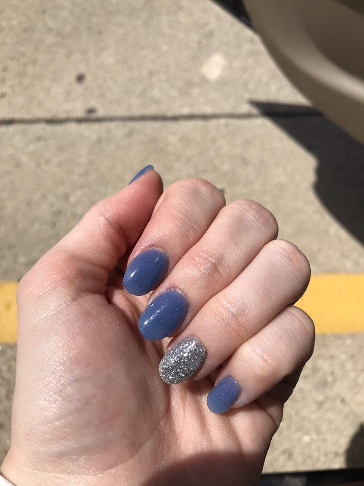 A Plus Nails: 12871 University Ave, Clive, IA