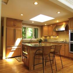A kitchen that works 32 photos interior design 9856 - Interior design bainbridge island ...