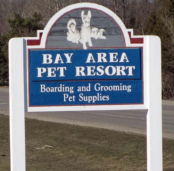 Bay Area Pet Resort: 4039 Charlevoix Ave, Petoskey, MI