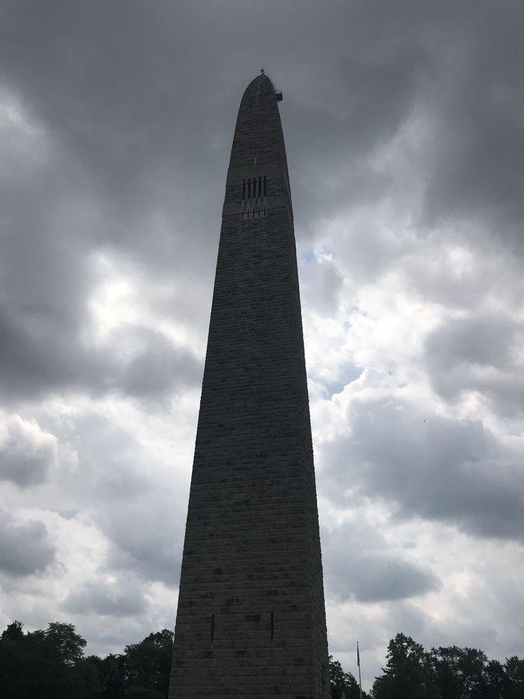 Social Spots from Bennington Battle Monument