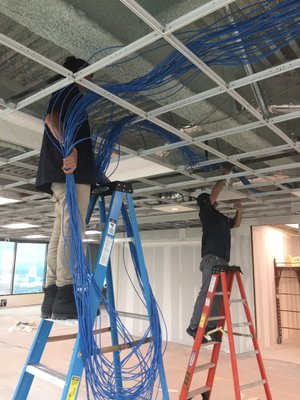 Eon Cable and Wire Solutions - Telecommunications - Houston, TX ...