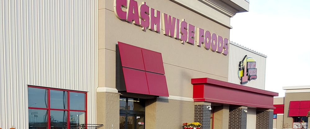 Cash Wise - Tioga: 802 N Elm St, Tioga, ND