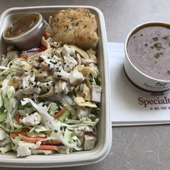 Specialty S Cafe Bakery Chinese Chicken Salad