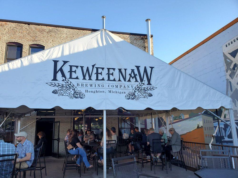 Keweenaw Brewing Company: 408 Shelden Ave, Houghton, MI
