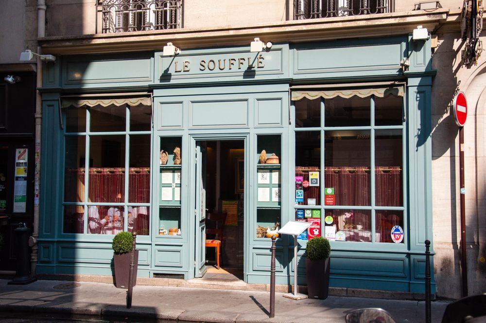 Paris Restaurant Le Souffl Ef Bf Bd Photos