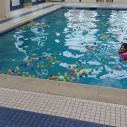 Water s edge aquatic center swimming pools 545 john st - John martinez school new haven swimming pool ...
