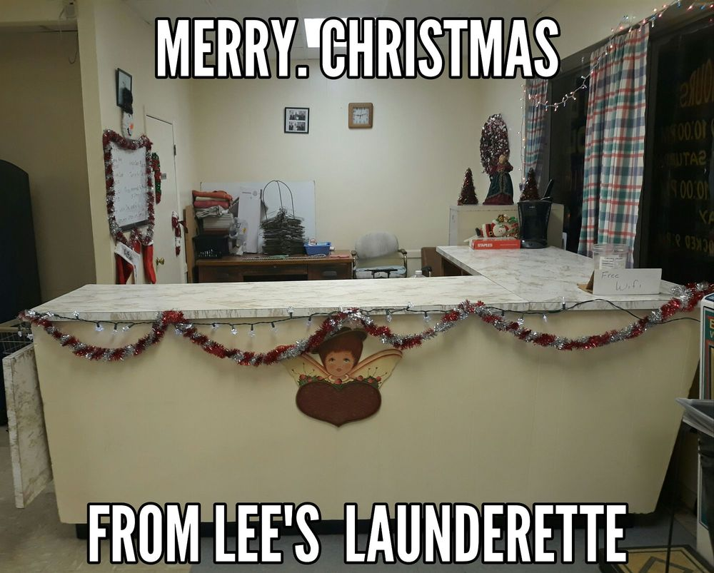 Lee's Launderette: 1256 Old Charlotte Rd, Concord, NC