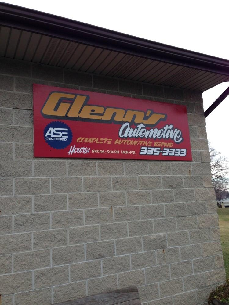 Glenn's Automotive