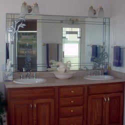 Bathroom Cabinets North Hollywood modern oak interior design - interior design - 7330 ethel ave