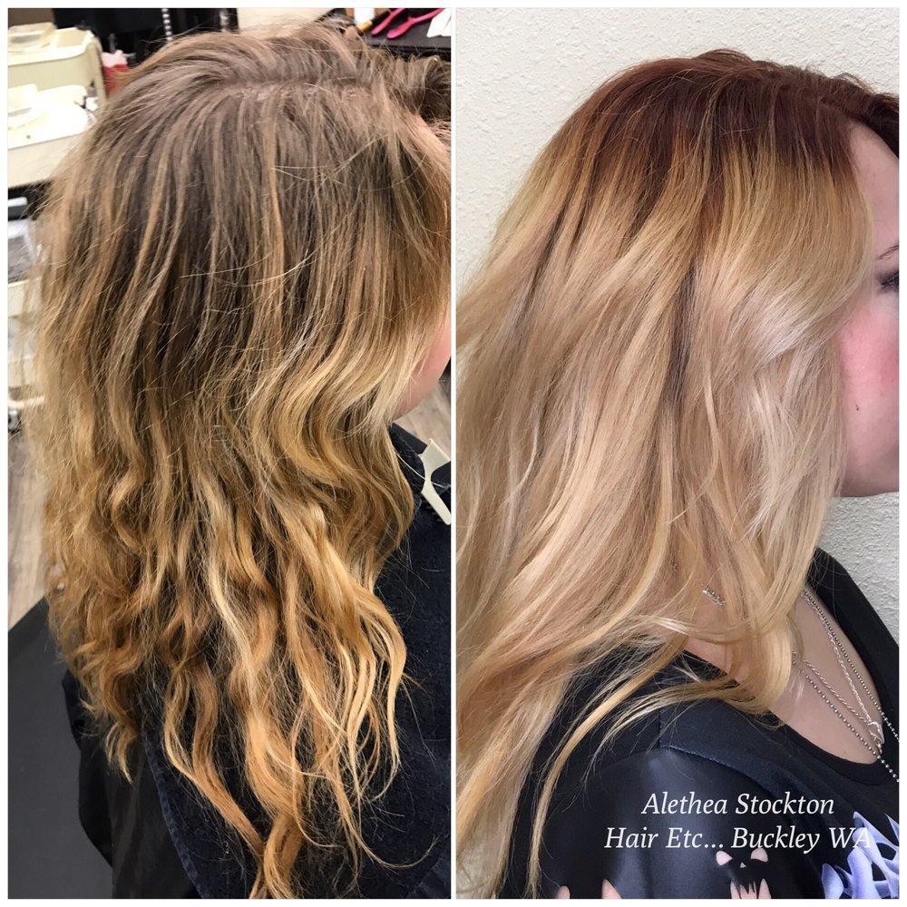 Hair Etc... Salon & Spa: 29393 Hwy 410, Buckley, WA