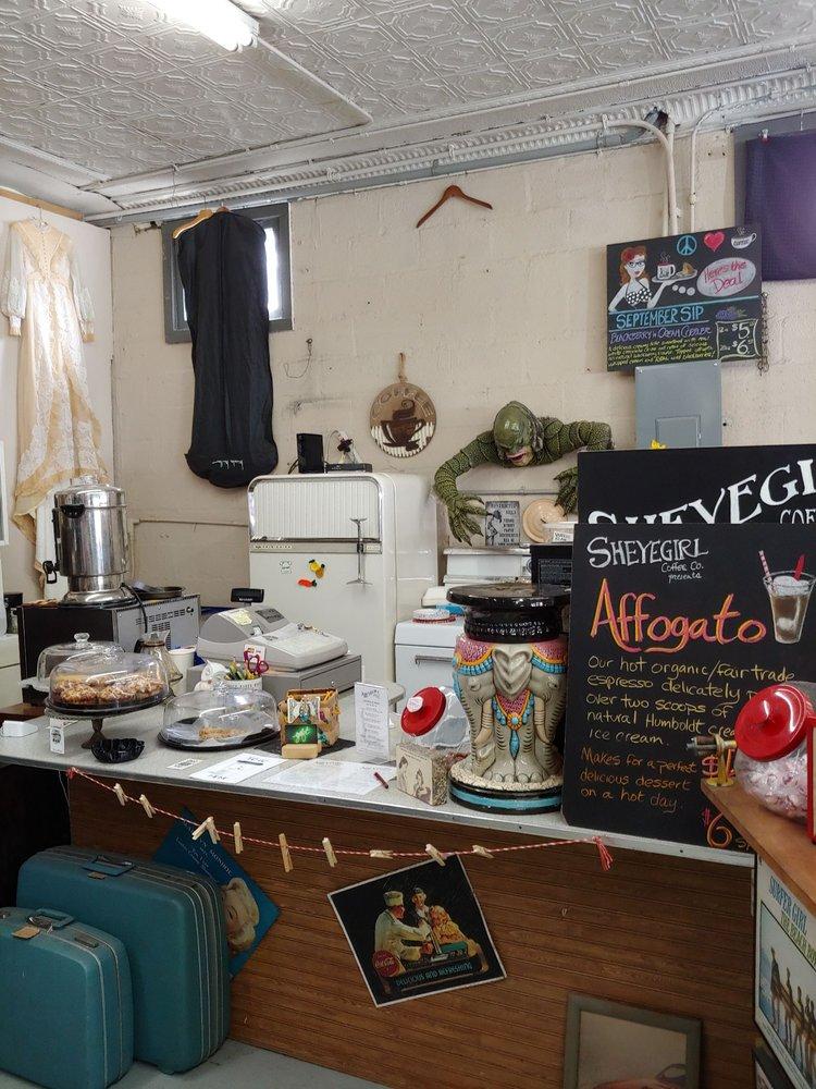 Sheyegirl Coffee: 201 N Main St, Ashland City, TN