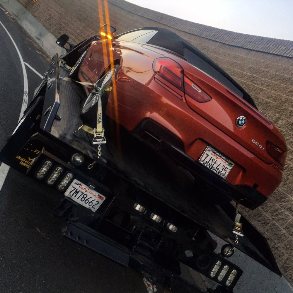 Towing business in Culver City, CA