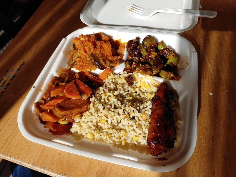 Vege Kingdom Cafe: 1139 S Orange Ave, Newark, NJ