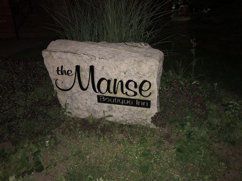The Manse Boutique Inn