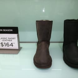 Photo of UGG Outlet - Commerce, CA, United States. Leather Uggs