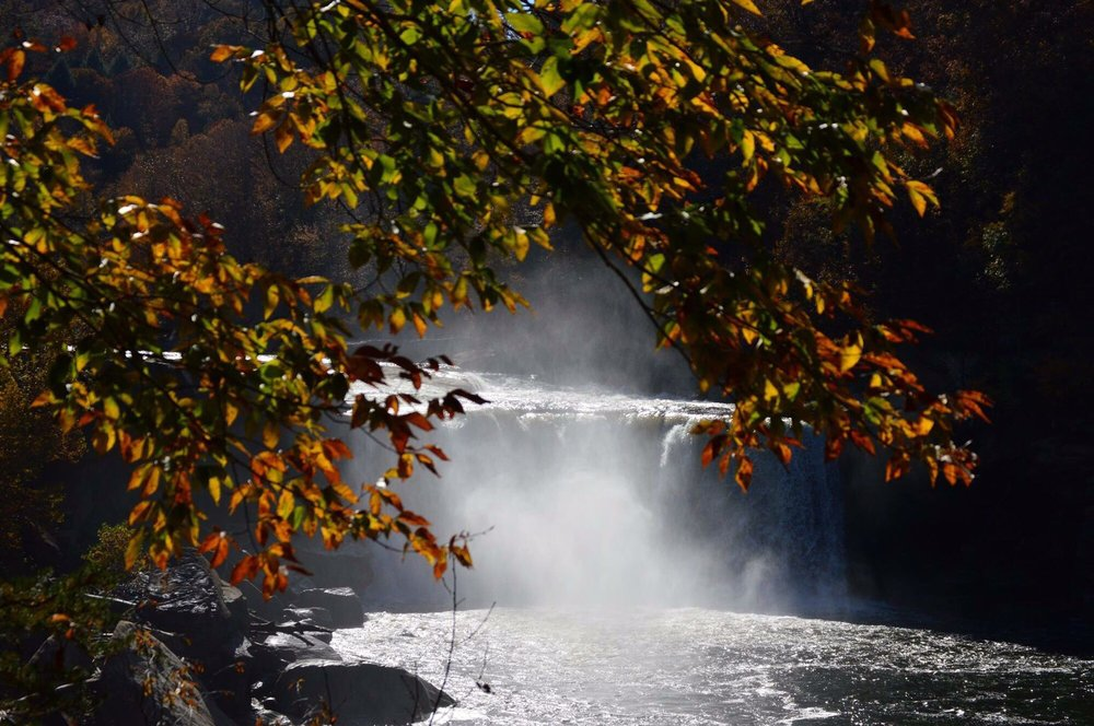 Cumberland Falls State Resort Park: 7351 Hwy 90, Corbin, KY