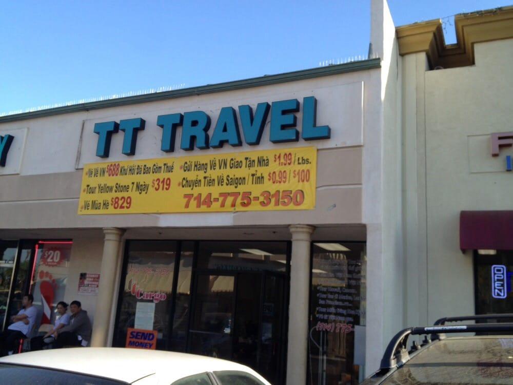 Tt Travel Service Westminster