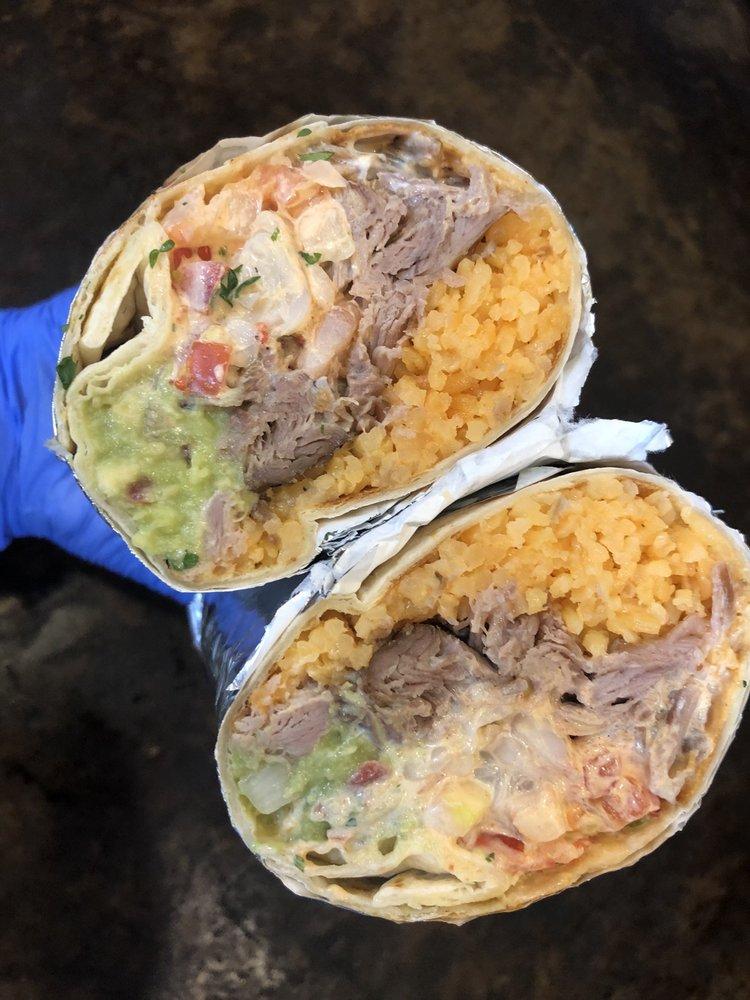 Cali Burrito: 3921 Trenton Dr, Bismarck, ND