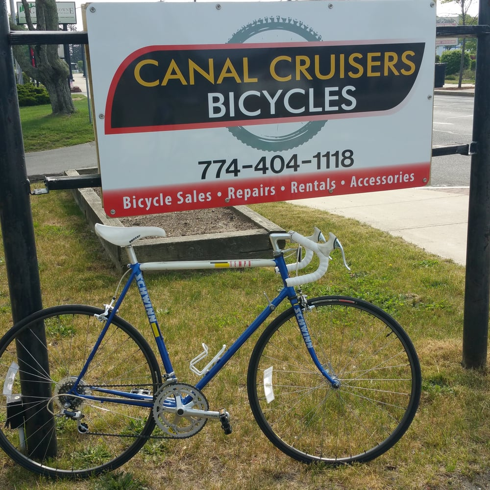 Canal Cruisers Bicycles: 199 Main St, Buzzards Bay, MA