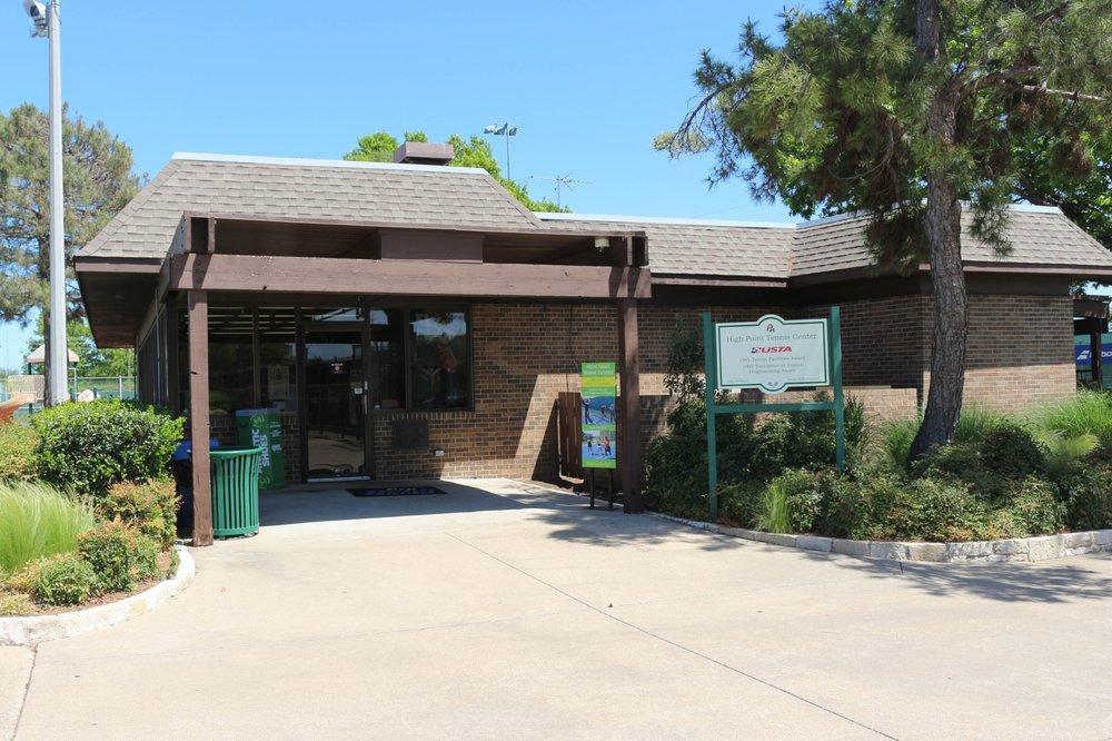 High Point Park Tennis Center: 421 W Spring Creek Pkwy, Plano, TX