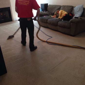 Jerry S Carpet Cleaning Happy Customer