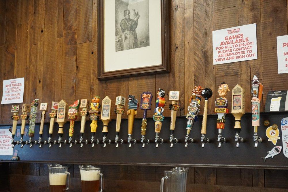 Lost Coast Brewery: 1600 Sunset Dr, Eureka, CA