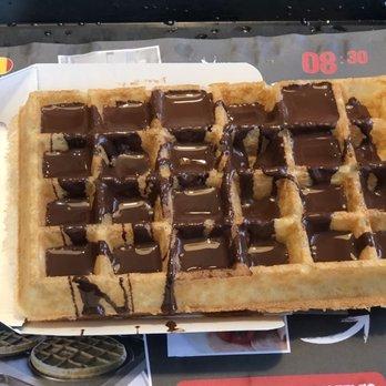 Waffles Factoryu Centre Ville