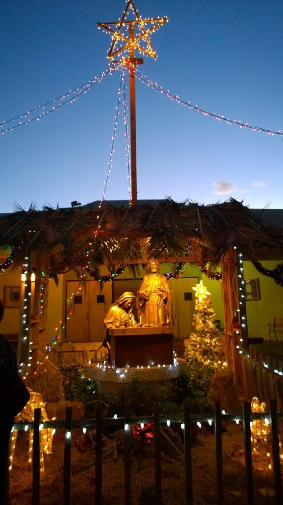 Holy Family Catholic Church - Churches - 4490 Mountain Vista St