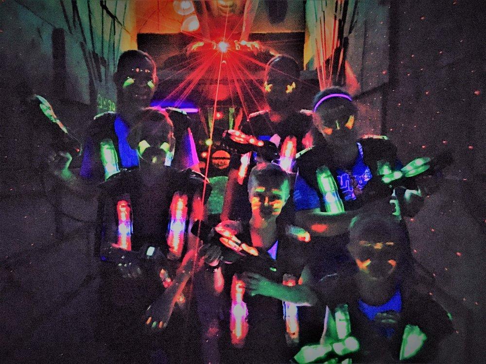 Arena 51 Laser Tag