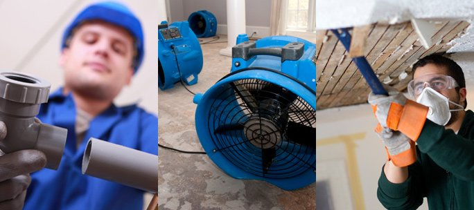 Hauser Dry Emergency Water Removal: 4496 20th St SE, Rochester, MN
