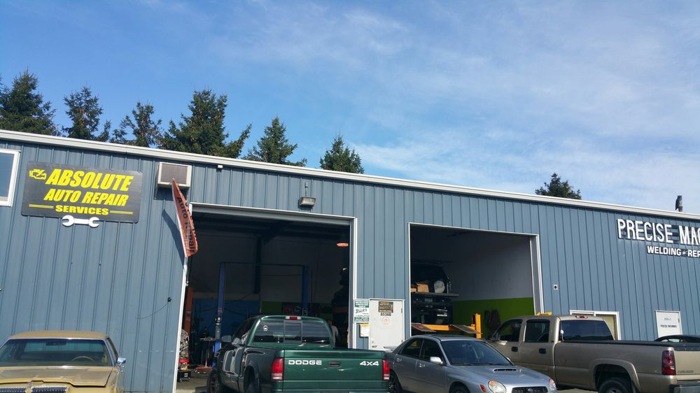 Absolute Auto Repair Services: 8536 Cedarhome Dr, Stanwood, WA
