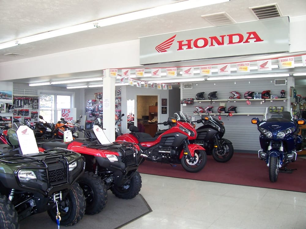 Family owned and operated honda motorcycle atv dealership for Honda of jacksonville