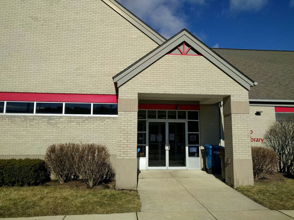 Clinton Township Public Library: 100 Brown St, Clinton, MI