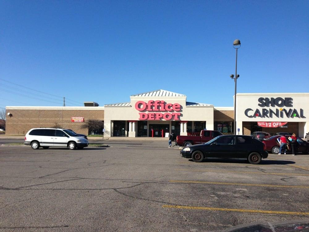 Office Depot: 3035 N Rock Rd, Wichita, KS