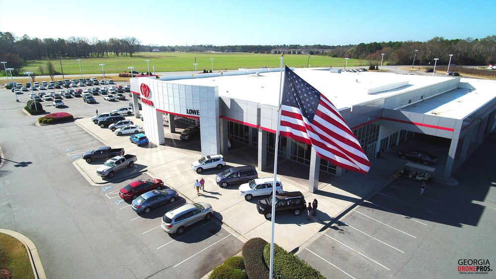 Lowe Toyota of Warner Robins
