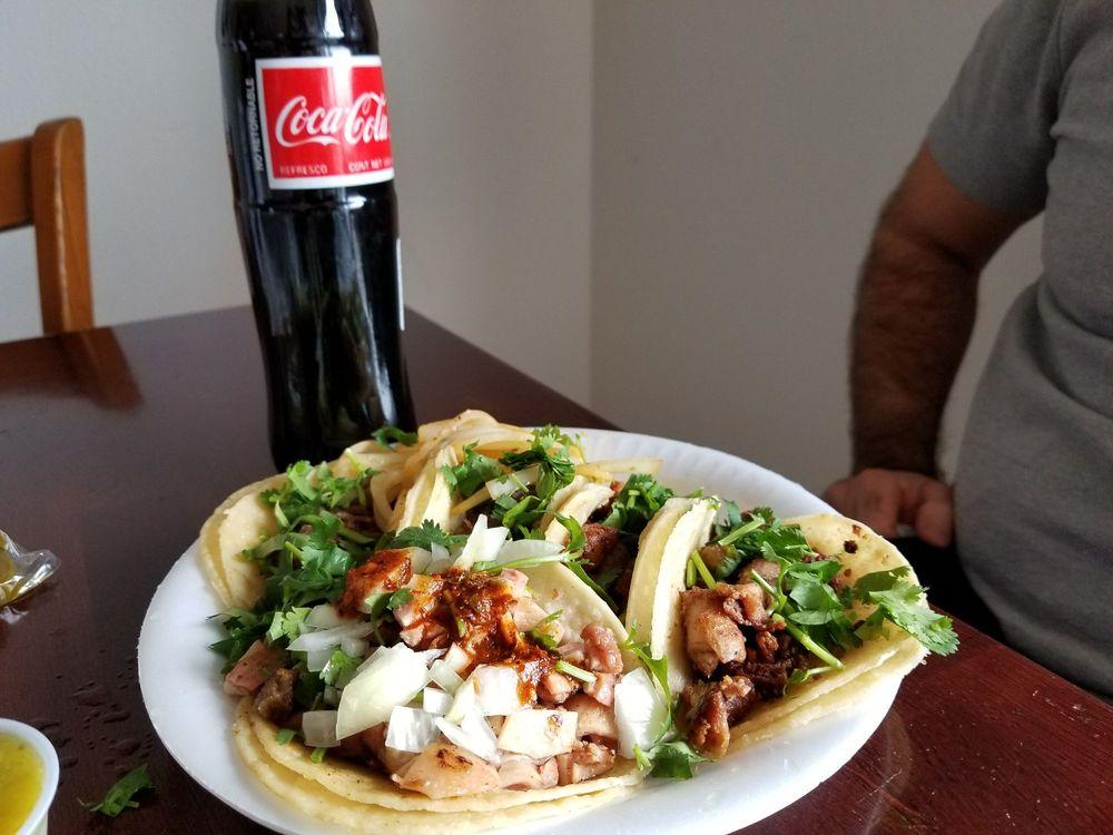 Tacos Don Ramon: 739 N Mt Vernon Ave, SAN BERNARDINO, CA