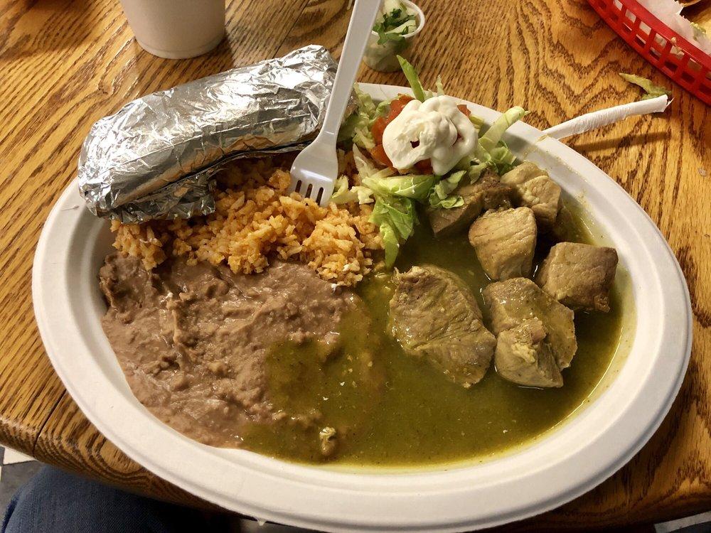 Tacos La Pasadita: 215 E Main St, Green River, UT