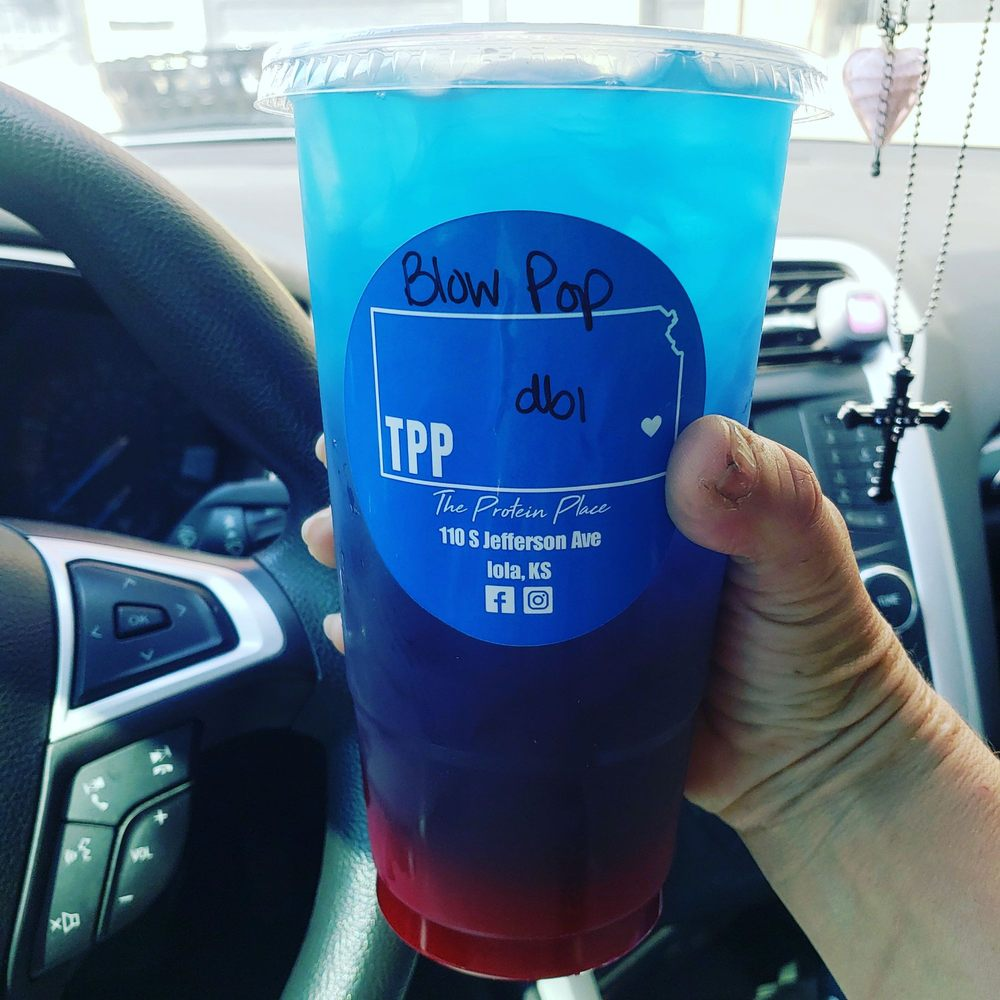 The Protein Place: 110 S Jefferson Ave, Iola, KS