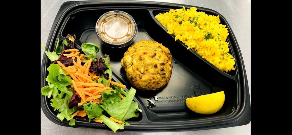 Willie T's Seafood Shack: 1735 Business Center Dr, Reston, VA