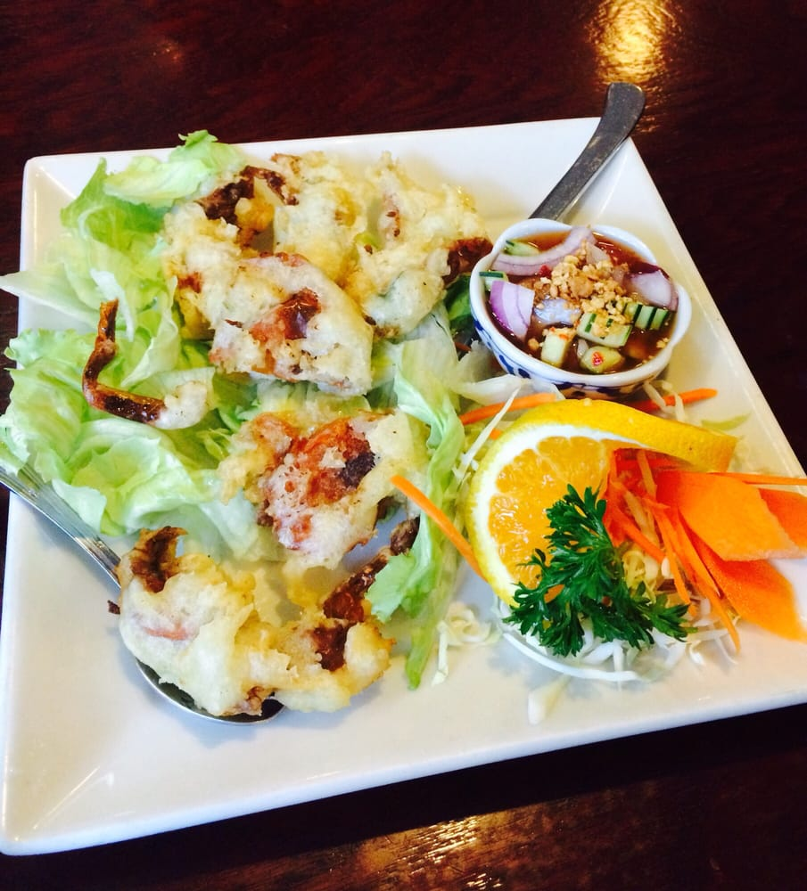Crispy crab yelp for Amarin thai cuisine