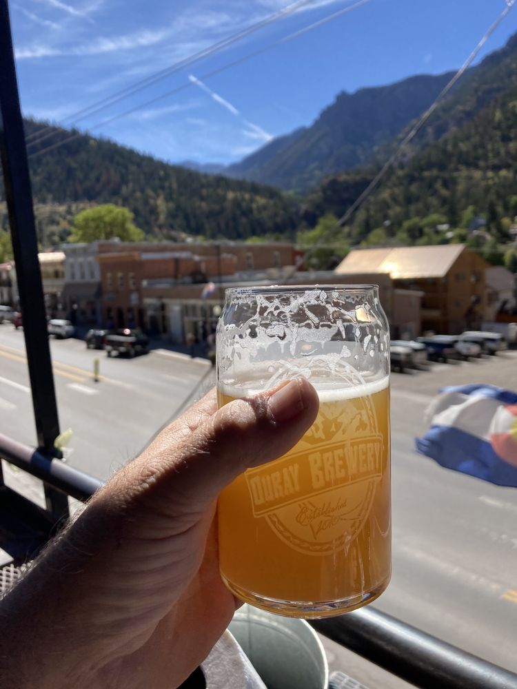 Ouray Brewing: 607 Main St, Ouray, CO