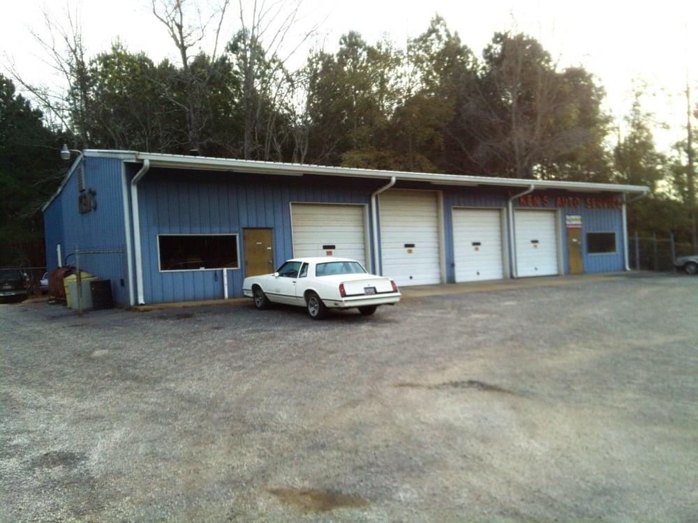 Ken's Auto Service: 3201 Thomas Sumter Hwy, Dalzell, SC